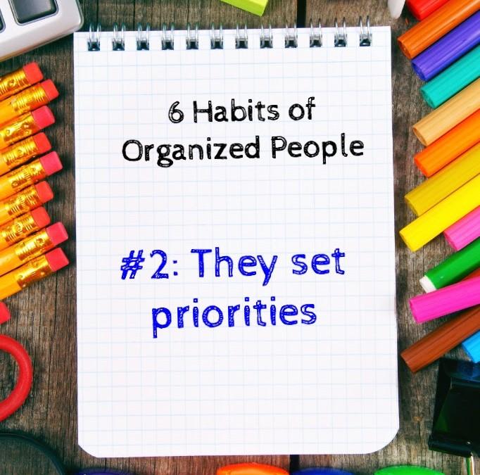 Get Your Priorities Straight!