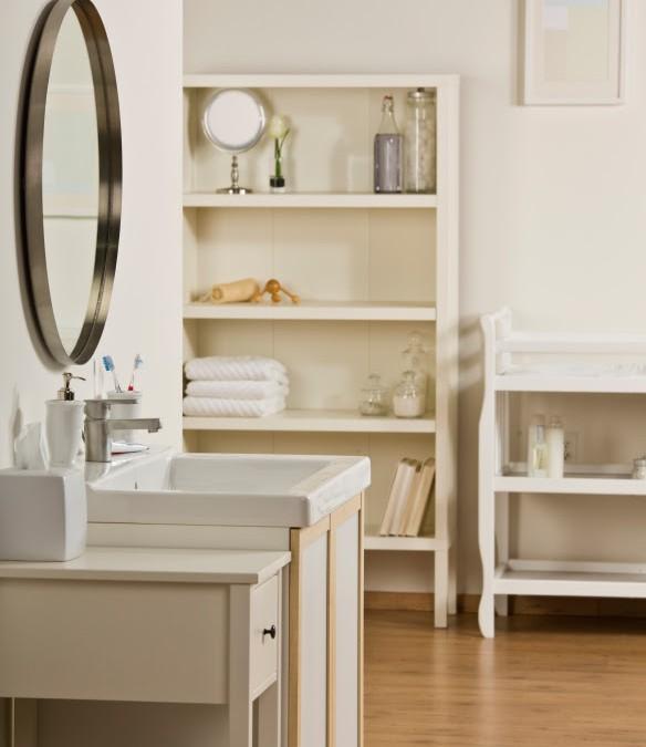 Organizing Shortcut: Bathroom Edition
