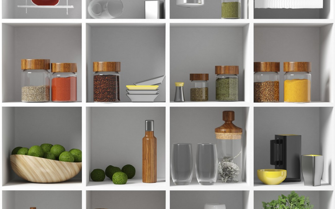 Organizing Shortcut: Kitchen Edition