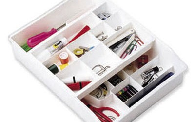 Time to Tame Your Junk Drawer!