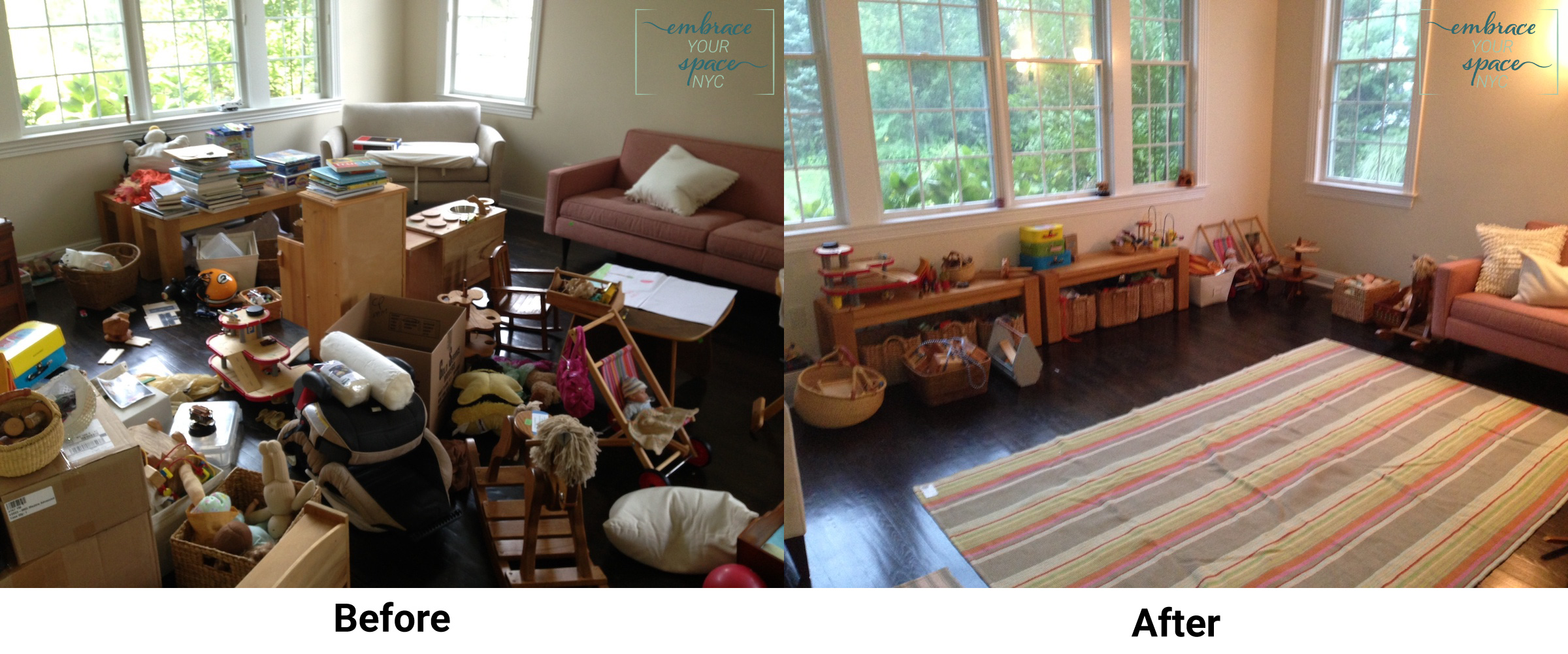 Everyday Organizing Embrace Your Space Nyc